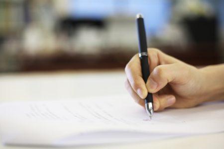 鹿児島でのホームページ制作&管理、きちんと「契約書」を交わしていますか?